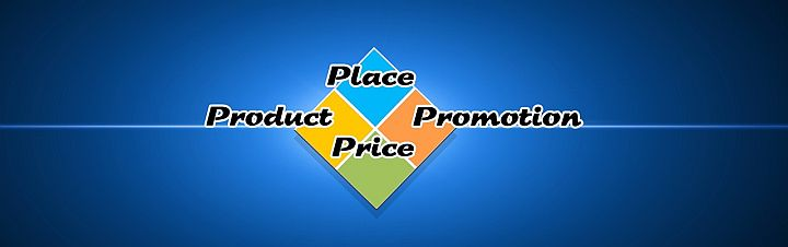 Product, place, price, promotion